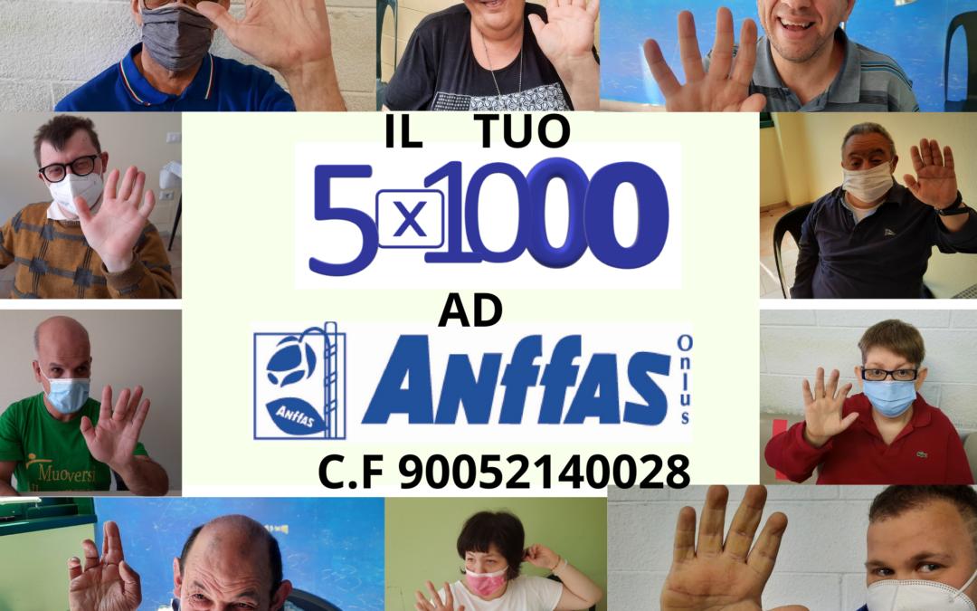 Dona il tuo 5×1000